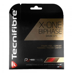 Tecnifibre X-one Biphase (12m) - red