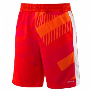 Head Vision B Clay Bermuda Knitted - flame