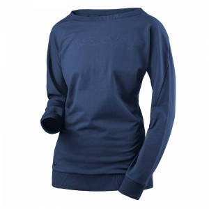 Head Transition Sweat Shirt W - navy