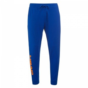 Head Byron Pant Jr - royal/fluo orange