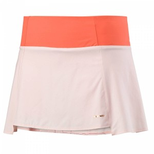 Head Performance Skort W - coral