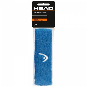 Head frotka na głowę Headband - blue