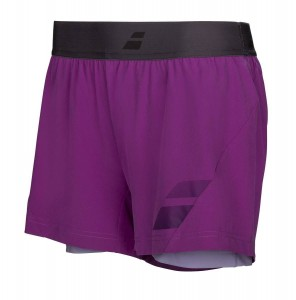 Babolat Performance Short Women - bright lavender