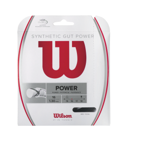 Wilson Synthetic Gut Power(12,2m) - black