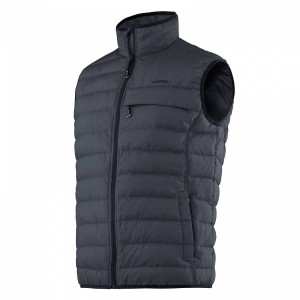 Head Light Insulation Vest Men - anthracite