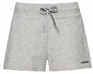 Head Club Ann Shorts G - grey melange